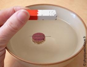 Fabriquer Une Boussole Physique Ludique Expériences Faciles Et